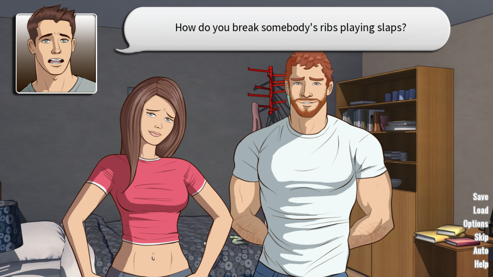 Gay dating simulator dream daddy might just be the gaming miracle of the year