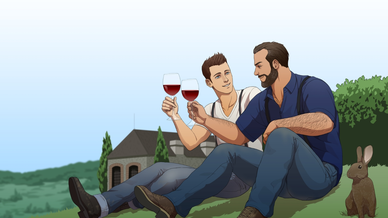 To trust an incubus bara yaoi bl gay dating sim visual novel by yamila abraham kickstarter