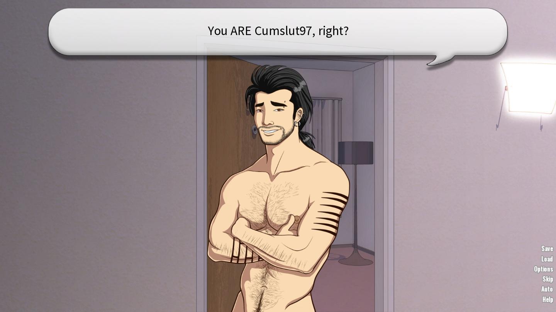 Gay dating online igre